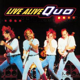Status Quo, Live Alive Quo, 00602498338759