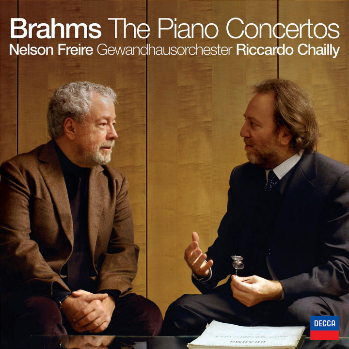 Brahms: The Piano Concertos 0028947576374