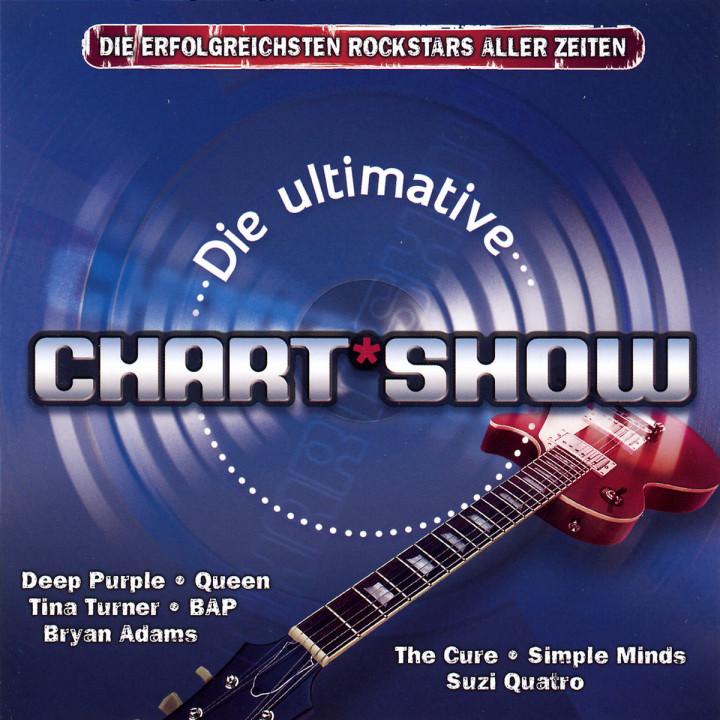 Die Ultimative Chartshow - Rockstars 0602498384118