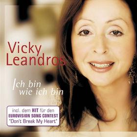 Vicky Leandros, Ich bin wie ich bin, 00602498532560