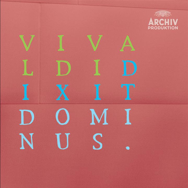 Vivaldi: Dixit Dominus 0028947761459