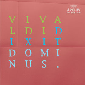Antonio Vivaldi, Vivaldi: Dixit Dominus, 00028947761457