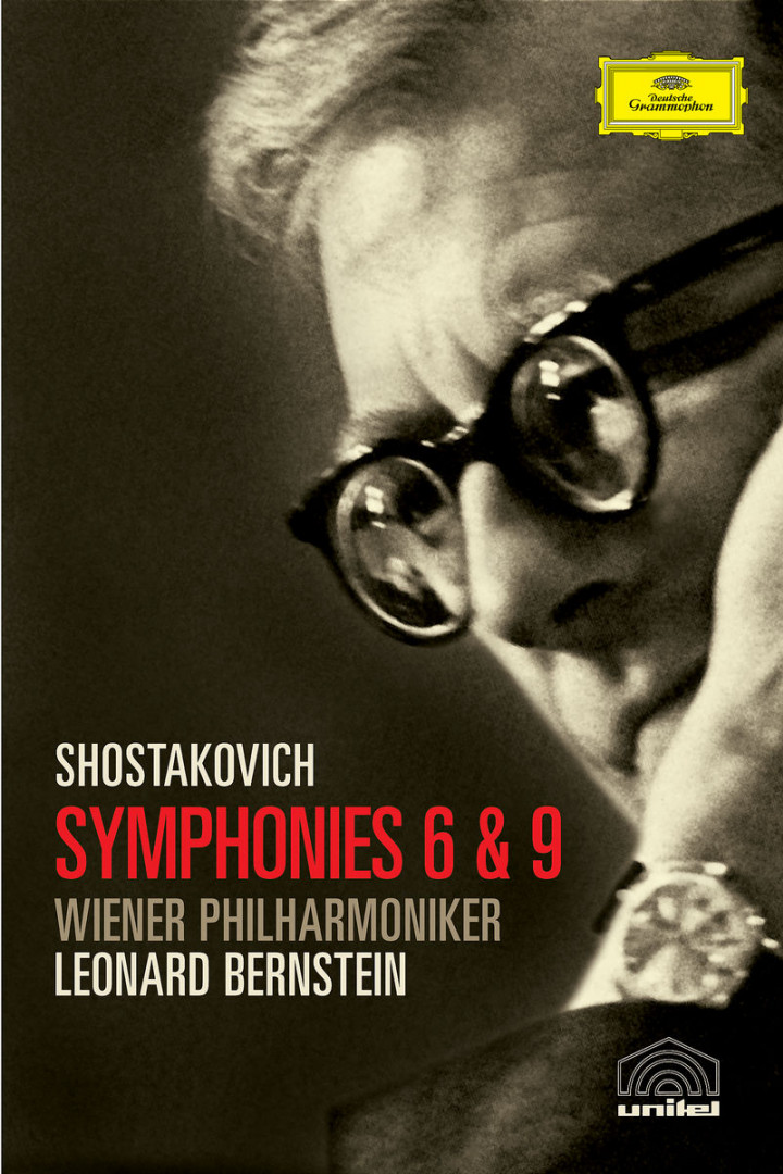 Shostakovich: Symphonies No. 6 & 9 0044007341704