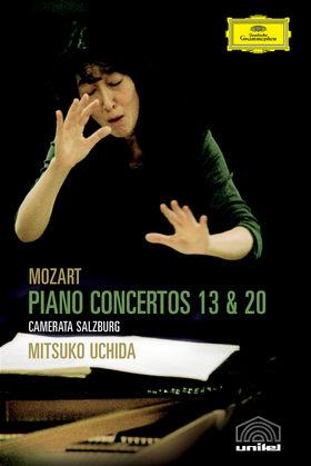 Wolfgang Amadeus Mozart, Mozart: Piano Concertos No.s 13 & 20, 00044007341292