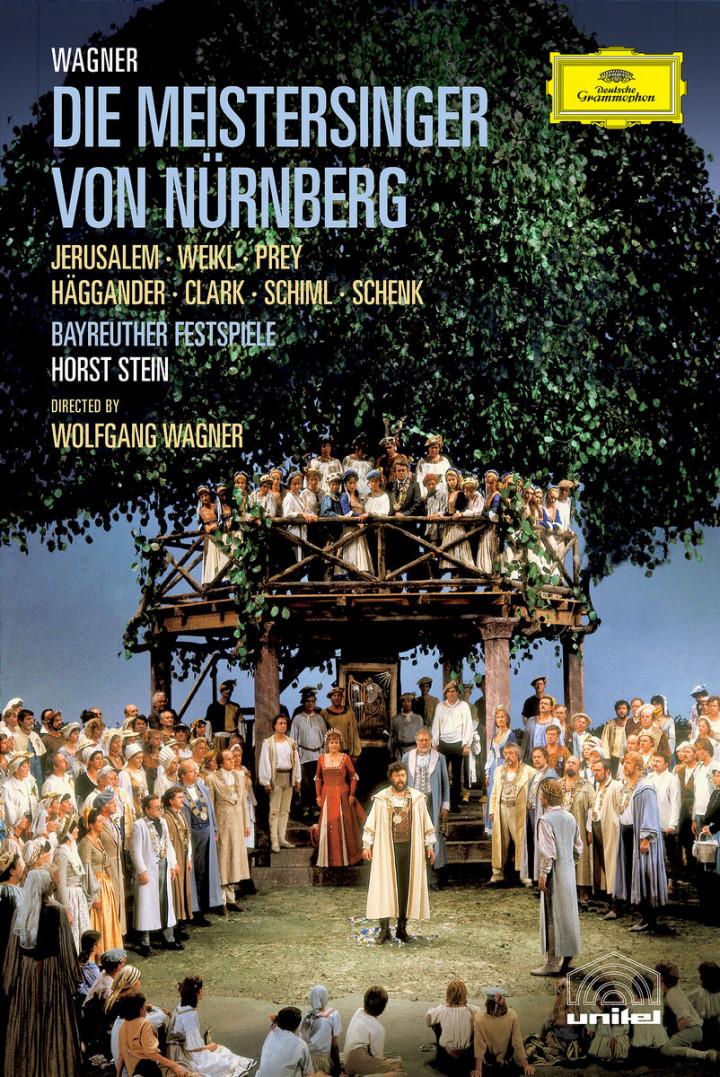 Wagner: Die Meistersinger von Nürnberg 0044007341601