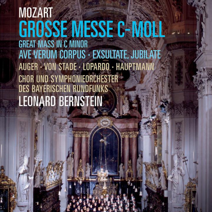 Mozart: Mass in C minor, Ave Verum, Exultate Jubilate 0044007342406