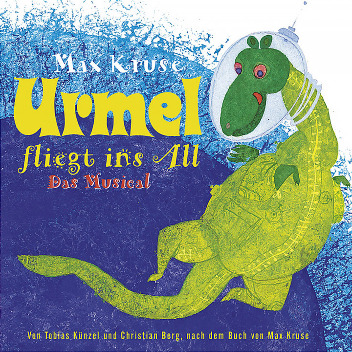 Urmel fliegt ins All - Das Musical 0602498717284