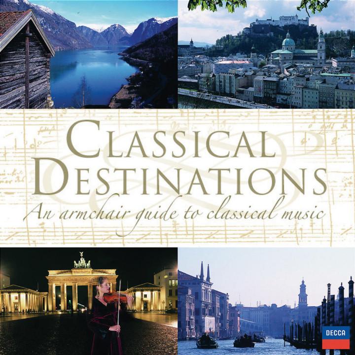 Classical Destinations 0028947574796