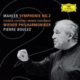 Gustav Mahler, Mahler: Symphony No.2 Resurrection, 00028947760047