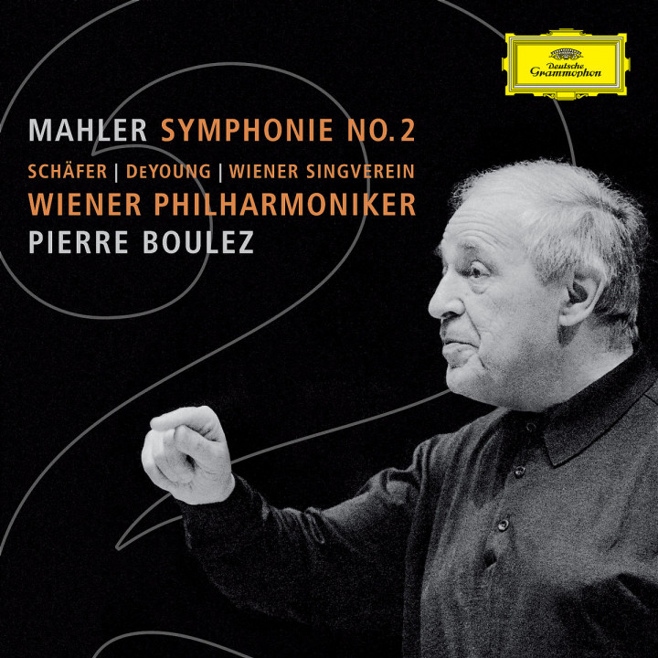 "Mahler: Symphony No.2 ""Resurrection"" 0028947760045"