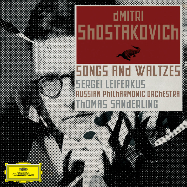 Shostakovich: Orchestral Songs