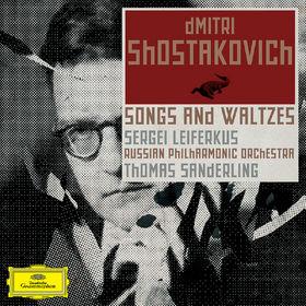 Dmitri Shostakovich, Shostakovich: Orchestral Songs, 00028947761112