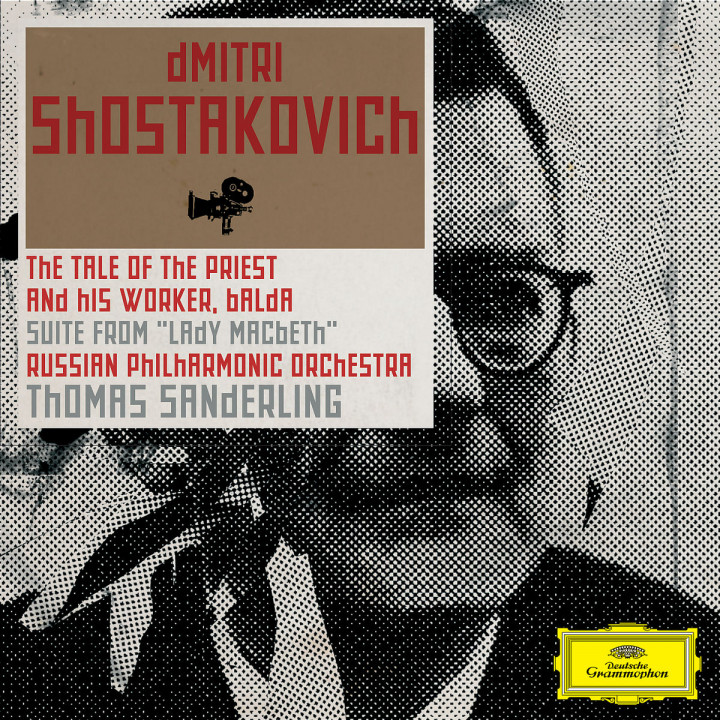 Shostakovich: The Story of the Priest and His Helper Balda; Lady Macbeth-Suite 0028947761127