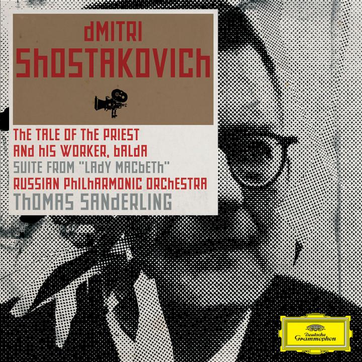 Shostakovich: The Story of the Priest and His Helper Balda; Lady Macbeth-Suite 0028947761127