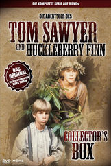 Tom Sawyer & Huckleberry Finn, Tom Sawyer & Huckleberry Finn - Collector'S Box, 04032989601035