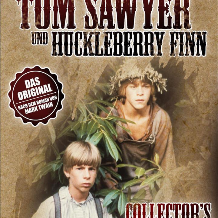 Tom Sawyer & Huckleberry Finn - Collector'S Box 4032989601035