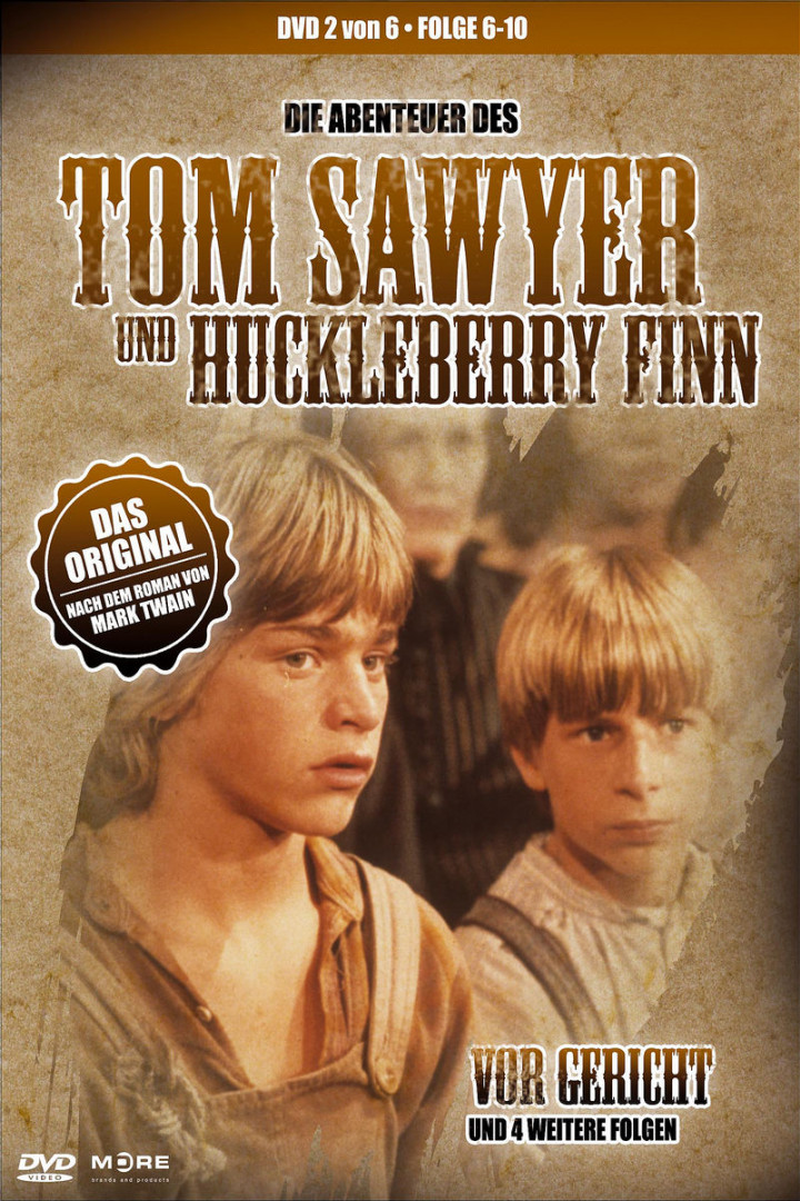 Tom Sawyer & Huckleberry Finn - Dvd 2 4032989601057