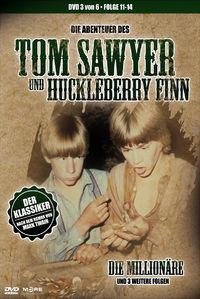 Tom Sawyer & Huckleberry Finn, DVD 3, 04032989601066
