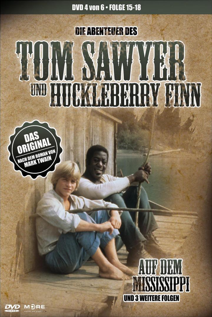 Tom Sawyer & Huckleberry Finn - Dvd 4 4032989601079