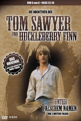 Tom Sawyer & Huckleberry Finn, DVD 6, 04032989601097
