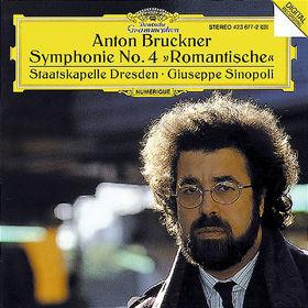 Anton Bruckner, Bruckner: Symphony No.4 Romantic, 00028942367722
