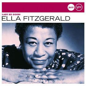 Ella Fitzgerald, Lady Be Good! (Jazz Club), 00602498355138