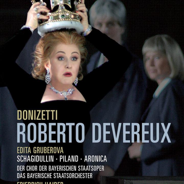 Donizetti: Roberto Devereux 0044007341852