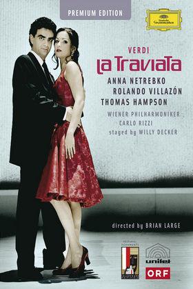 Anna Netrebko, Verdi: La Traviata, 00044007345252