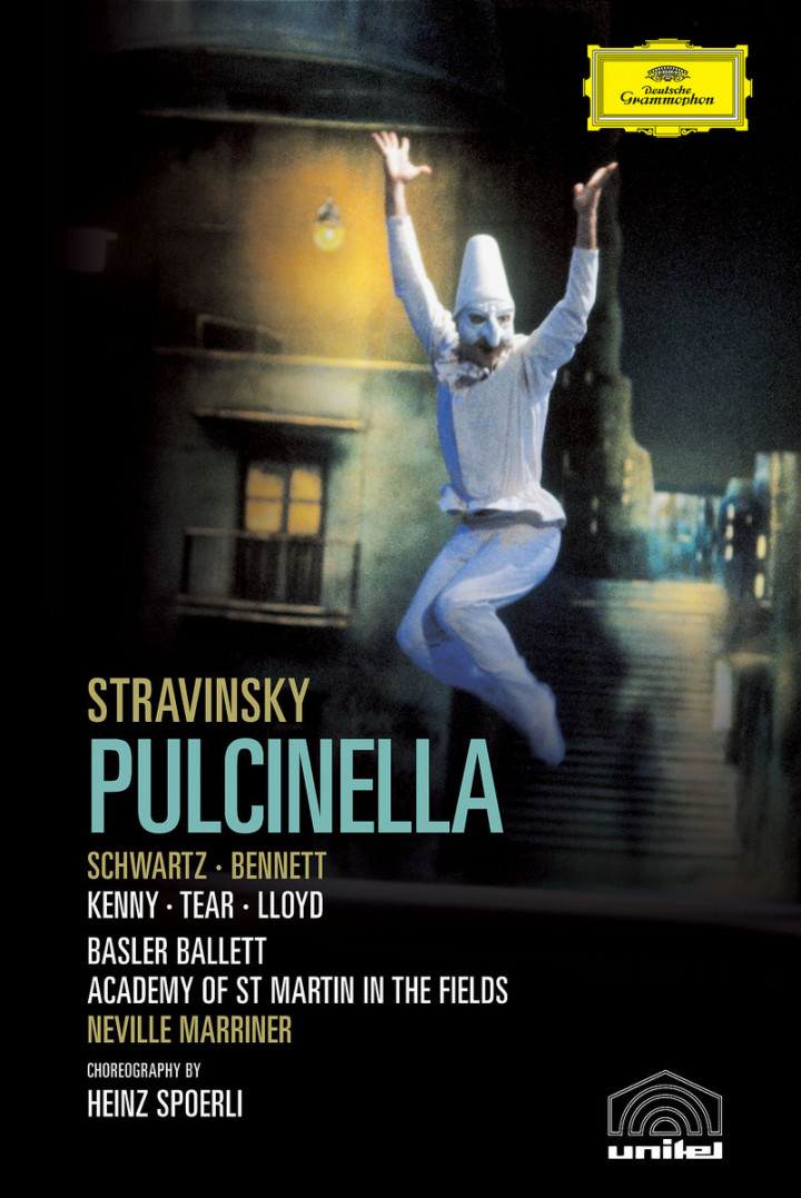 Stravinsky: Pulcinella 0044007342428