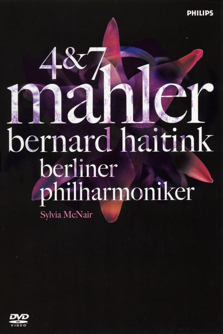 Mahler: Symphonies Nos.4 & 7 0044007431333