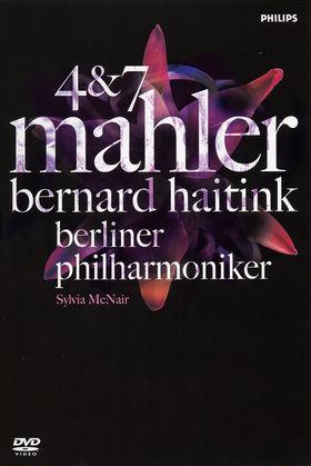 Die Berliner Philharmoniker, Mahler: Symphonies Nos.4 & 7, 00044007431337