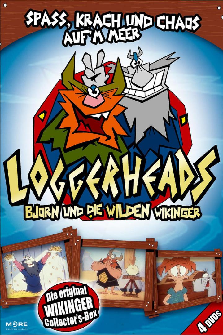 Loggerheads - 4-Dvd Collector'S Box 4032989601105