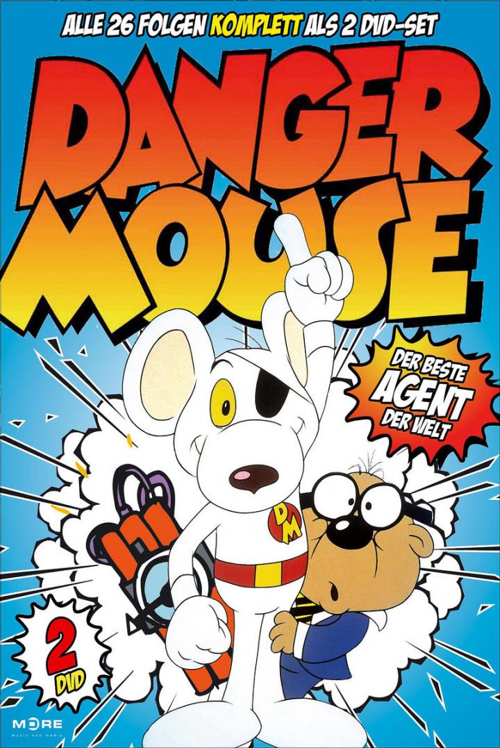 Danger Mouse 2-Dvd-Box 4032989601116