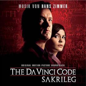 Hans Zimmer, The Da Vinci Code, 00602498540411