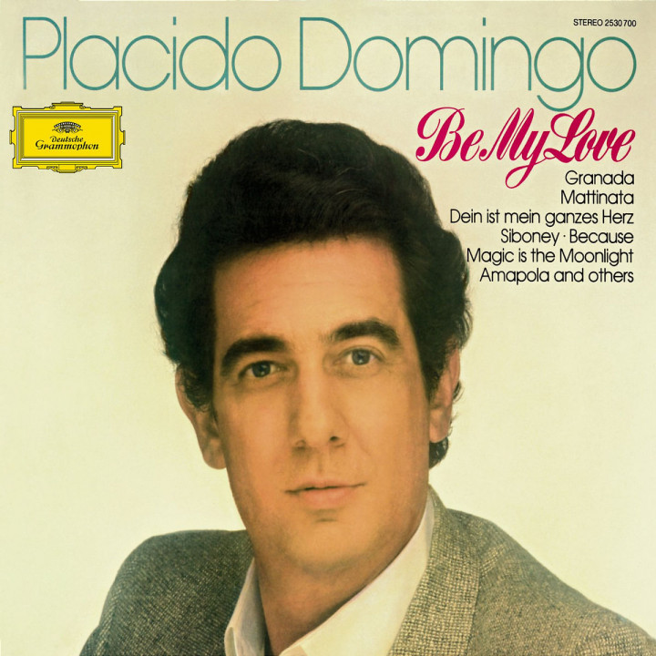 Plácido Domingo - Be My Love 0028947761921