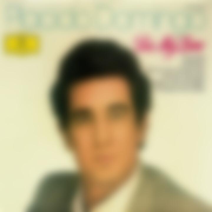 Plácido Domingo - Be My Love 0028947761921
