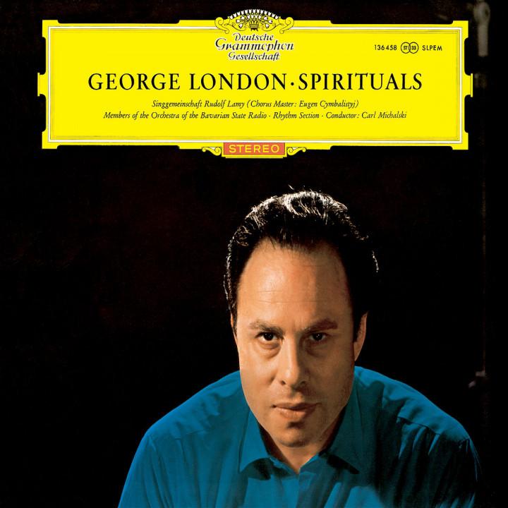 George London - Spirituals 0028947761932