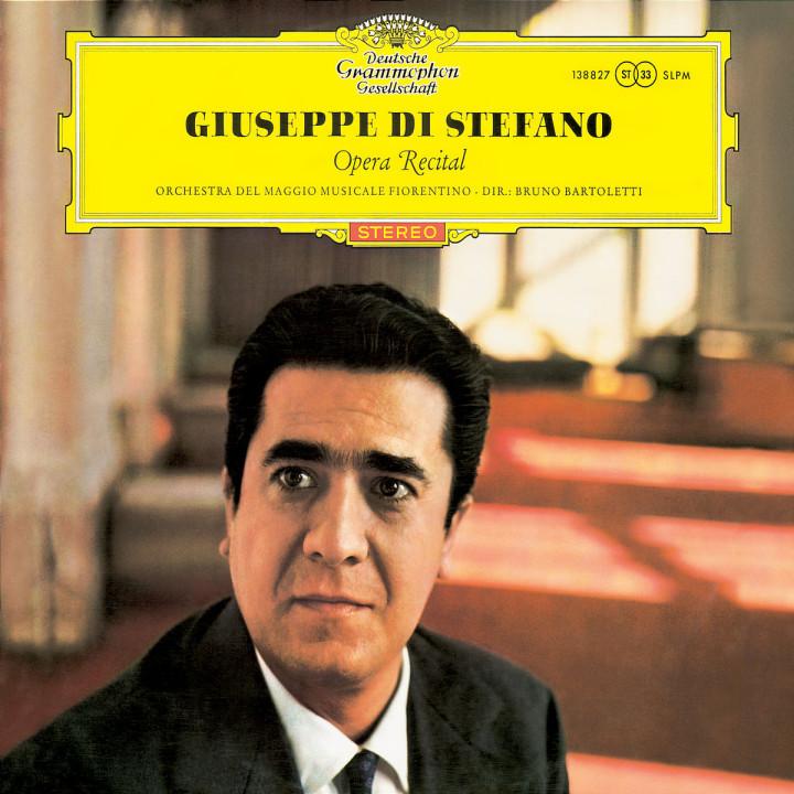 Giuseppe di Stefano - Opera Recital 0028947761943