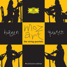 Wolfgang Amadeus Mozart, Mozart: String Quartets, 00028947762539