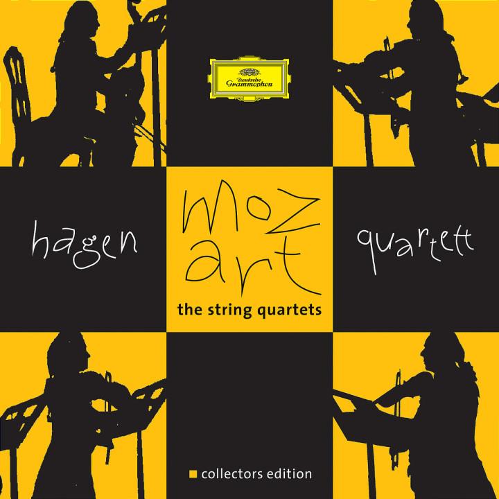 Mozart: String Quartets 0028947762531