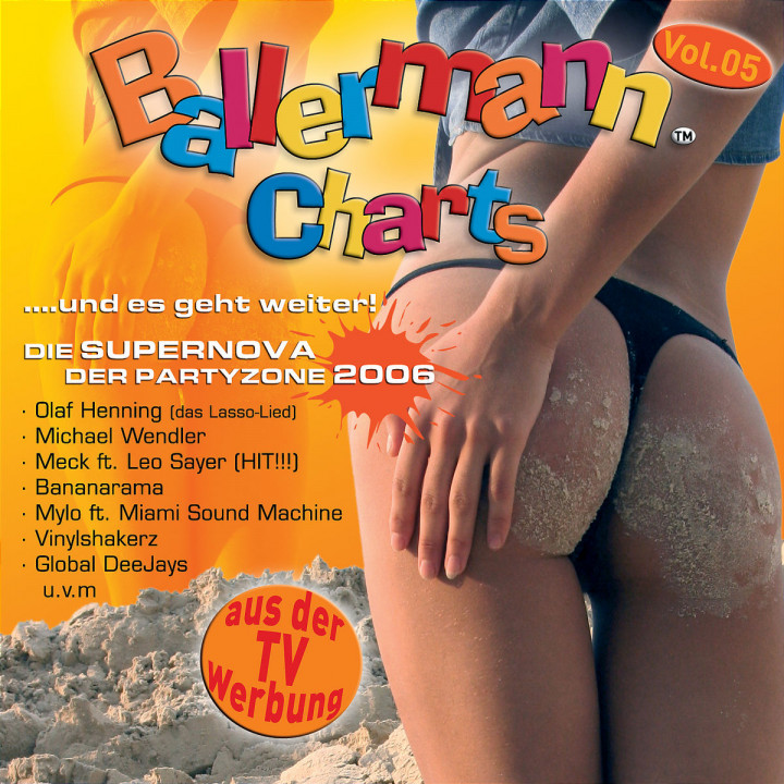 Ballermann Charts Vol. 5 4260010751420