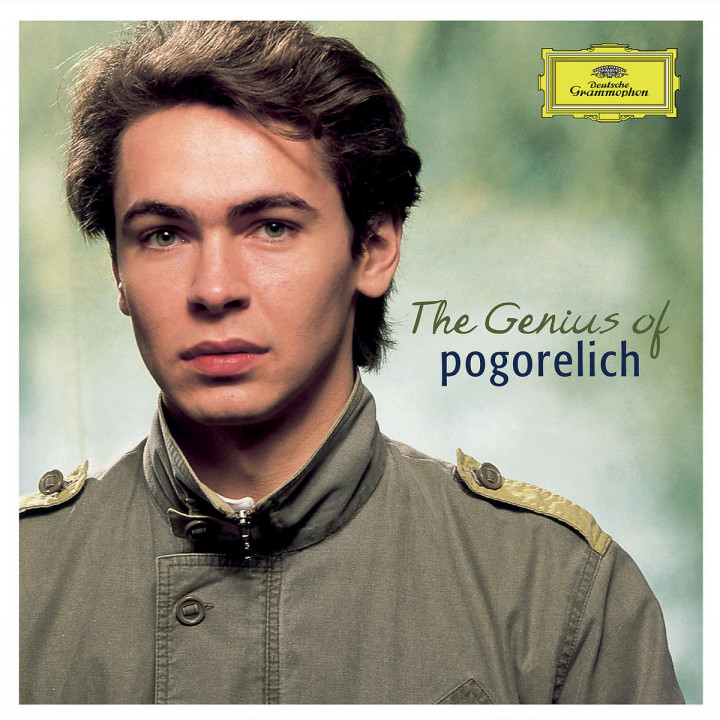 The Genius of Pogorelich 0028947761563
