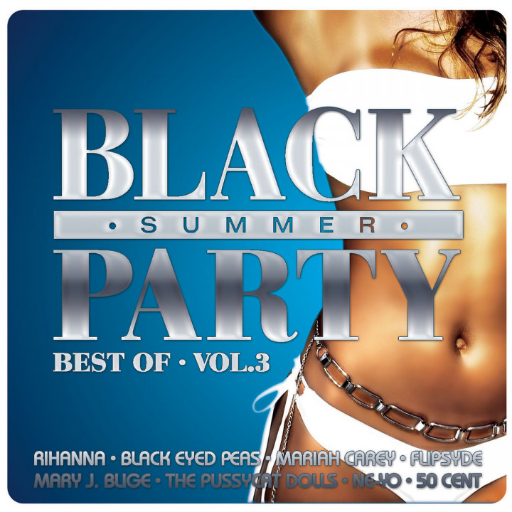 Best of Black Summer Party Vol. 3 0602498399080