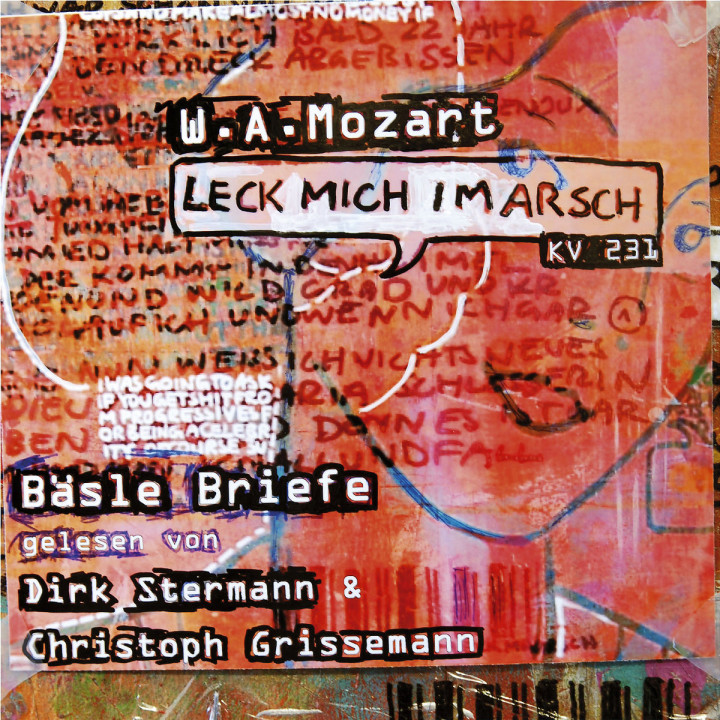 W.A.Mozart Leck mich im Arsch 0028947693574