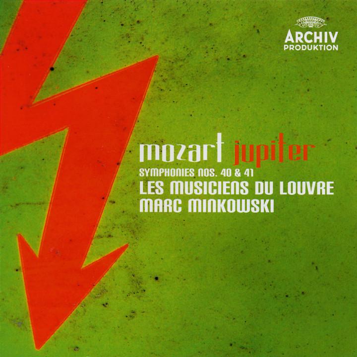 Mozart: Symphonies Nos. 40 & 41 0028947757980