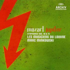 Marc Minkowski, Mozart: Symphonies Nos. 40 & 41, 00028947757986