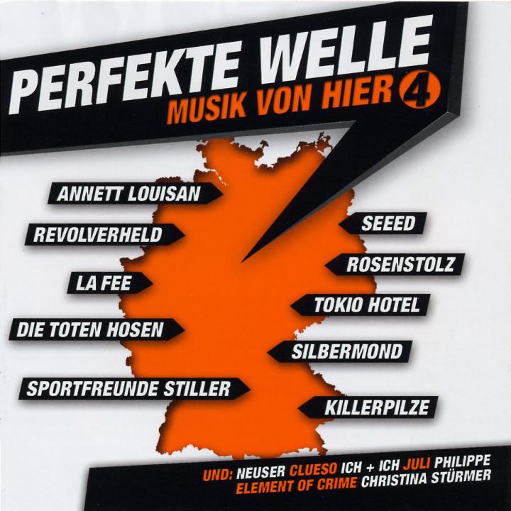 Perfekte Welle - Musik von Hier Vol. 4 0602498402168