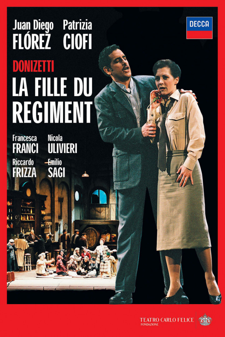 Donizetti: La Fille du Regiment 0044007431469