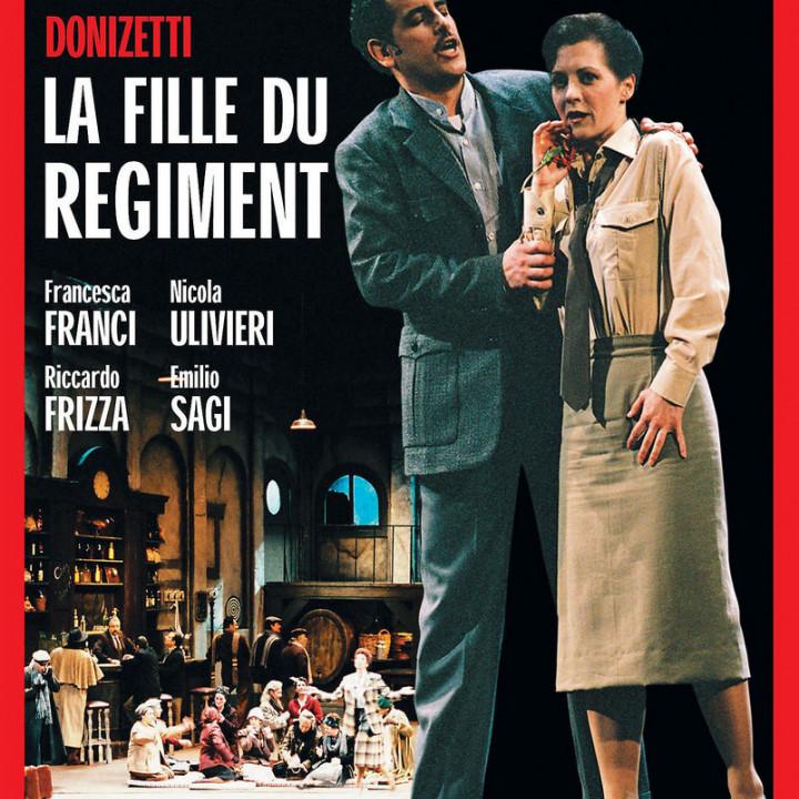 Donizetti: La Fille du Regiment 0044007431469