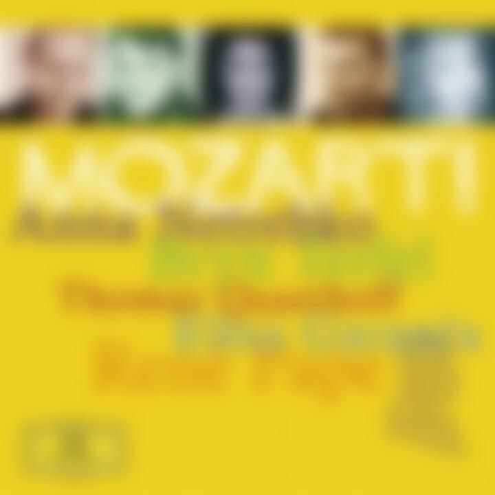 Mozart All Starts 0028947762977